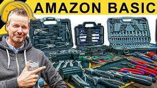AMAZON BASICS WERKZEUGE - SCHROTT ODER SCHNAPPER? | WERKZEUG NEWS #61