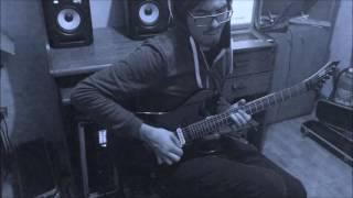 Steven Wilson - Regret #9 (Guthrie Govan Solo) Cover  - Axe Fx 2