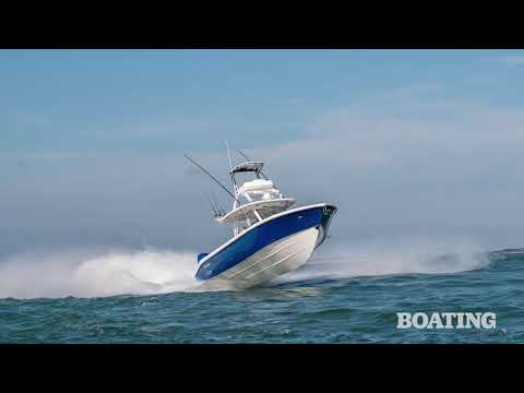 Everglades 395 Center Console video
