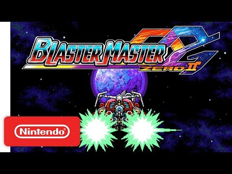 Blaster Master Zero 2 - Launch Trailer - Nintendo Switch thumbnail