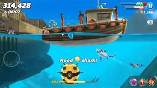 Hungry Shark World The Game Video 43