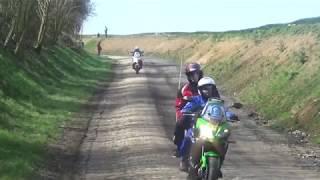 Crash Michael Goolaerts At Paris-Roubaix