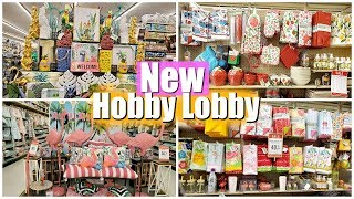 HOBBY LOBBY * SHOP WITH ME SPRING STORE WALKTHROUGH 2020