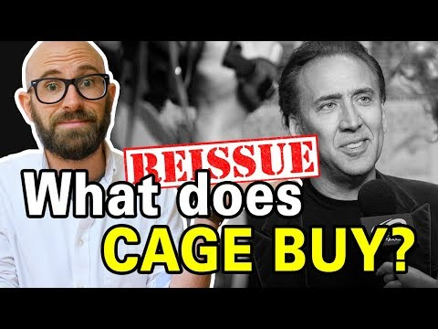 The Bizarre Spending Habits of Nicolas Cage [REISSUE]