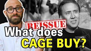 The Bizarre Spending Habits of Nicolas Cage [REISSUE]