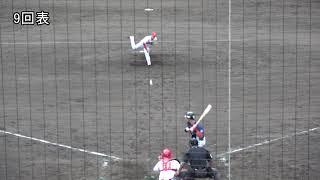 藤井黎來1回無失点フェニックスリーグ20181014広島カープ