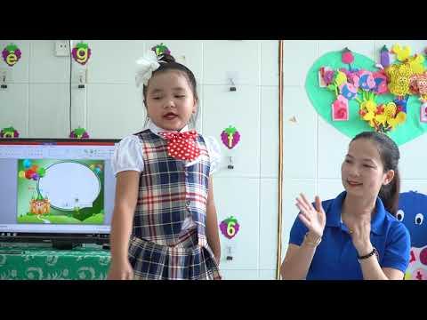 giai điệu tuổi thơ của bé tại trường MG Hoa Mai
