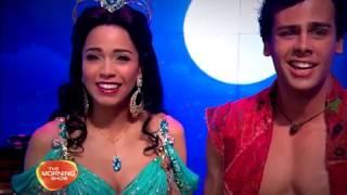 Aladdin Australia -  Ainsley Melham and Arielle Jacobs - A whole New world