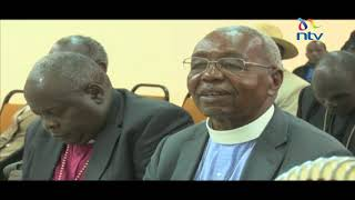 Church gives proposal to have president bear direct responsibility in graft war