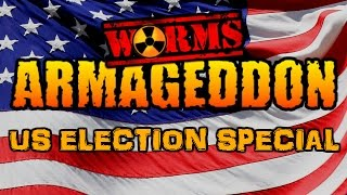 Worms Armageddon - US Election Special