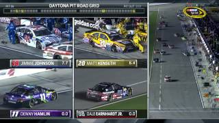 NASCAR Sprint Cup Series - Full Race - Coke Zero 400 Powered By Coca-Cola At Daytona