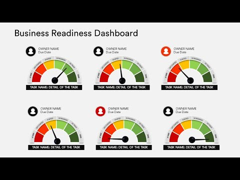Business Readiness PowerPoint Infographic