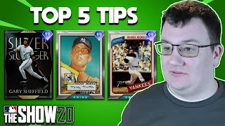 Top 5 Tips to Get Better at MLB The Show 20 Diamond Dynasty