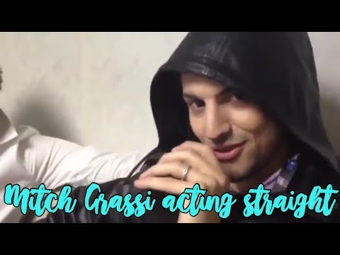 Mitch Grassi Acting Straight