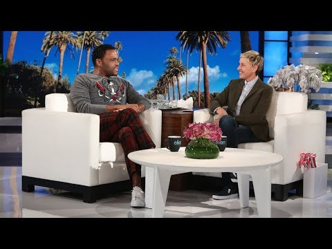 , title : 'Anthony Anderson Admits He Was Tipsy at the Emmys'