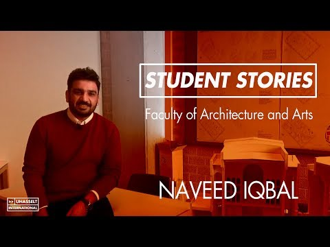Master of Interior Architecture - student story - Naveed Iqbal