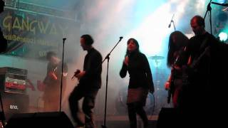 Dreadful Shadows - Ashes to Ashes (Faith No More Cover live @ Mauerpark Berlin)