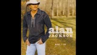 Alan Jackson - You Don't Have To Paint Me A Picture