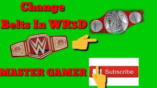 how to change title name in wr3d - मुफ्त ऑनलाइन