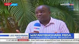 Wafanyabiashara Mombasa walamikia kiwango cha juu ya kodi inatoozwa na serikali ya kaunti