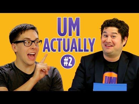 Um Actually: The Game Show Where Nerds Correct Nerds (Episode 2)