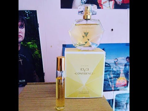 Avon eve confidence perfume review