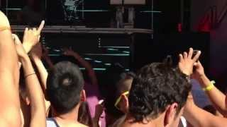 "Avicii ""I could be the one"" at Encore Beach Club Pool Party"