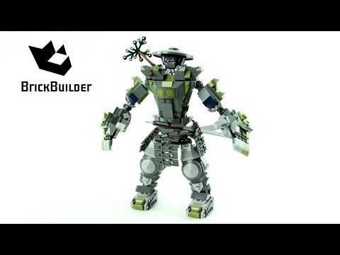 Vidéo LEGO Ninjago 70658 : Oni Titan