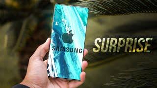 Samsung x Apple - Oh Damn