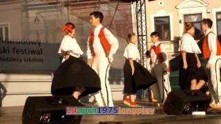 Baile Folck de Canadá