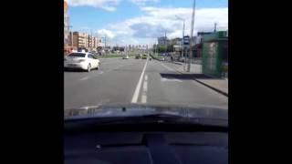 На Проспекте Победы разбился мотоциклист