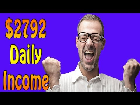 How To Make Money Online From Home 2017 –  Earn $2,792 Daily Income With Clickbank & Clicksure