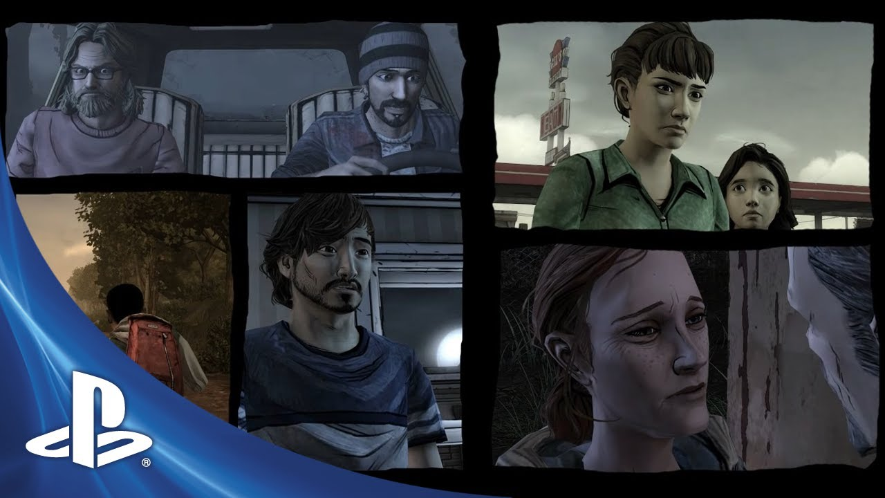 The Walking Dead: 400 Days Chega Hoje para PS3!