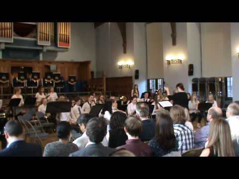 Selections from Wicked - Joint Sr Concert Band (May Serenade 2017)