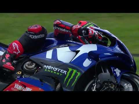 Movistar Yamaha discuss the 2018 Shell Malaysia Motorcycle Grand Prix
