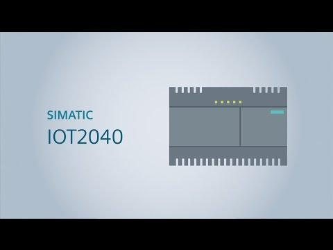 SIMATIC IOT2040 – das intelligente Gateway für industrielle IoT-Lösung