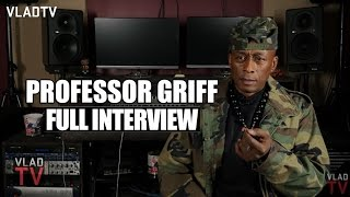Professor Griff (Full Interview)