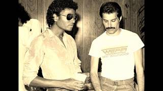 Freddie Mercury feat. Michael Jackson - There Must Be More To Life Than This (Queen Forever Version)