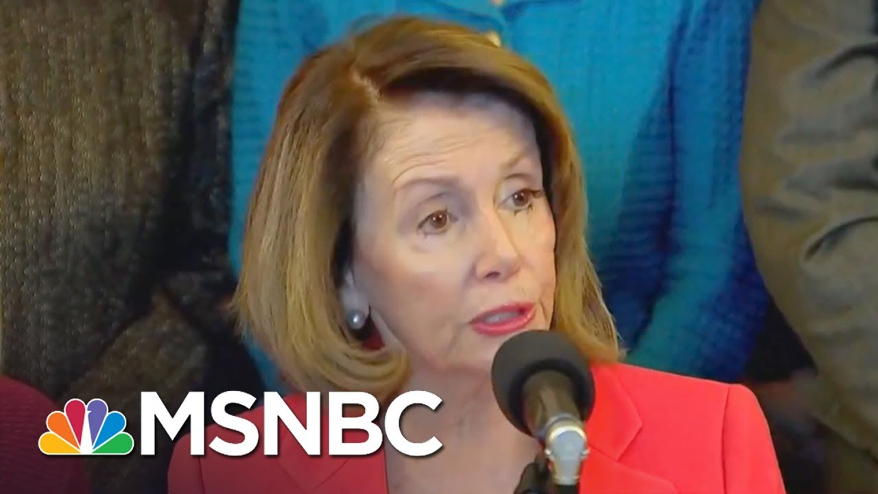 Chuck: Political Hyperbole Is Causing The World To End | MTP Daily | MSNBC thumbnail