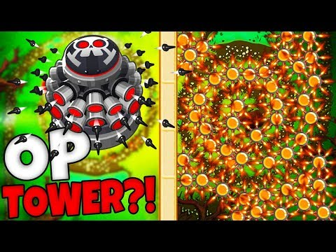 TACK SHOOTERS ARE OVERPOWERED! | Bloons TD Battles