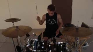 "'Carve"" - Dance Gavin Dance [Drum Cover]"