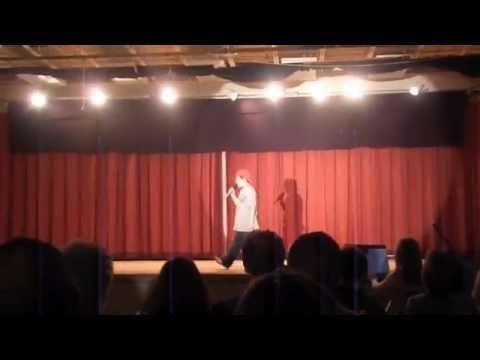 """Brett R. """"Pray""""-Talent Show"""