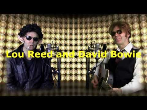 Lou Reed and David Bowie - Satellite Of Love