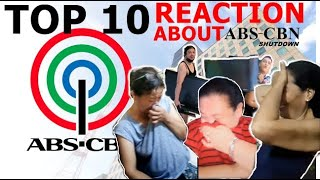 ABS-CBN FINALLY CLOSED (FILIPINO GOT EMOTIONAL REACTION)