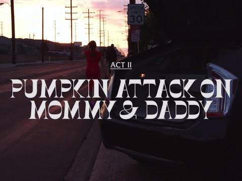 Xiu Xiu - Pumpkin Attack on Mommy and Daddy [OFFICIAL MUSIC VIDEO]