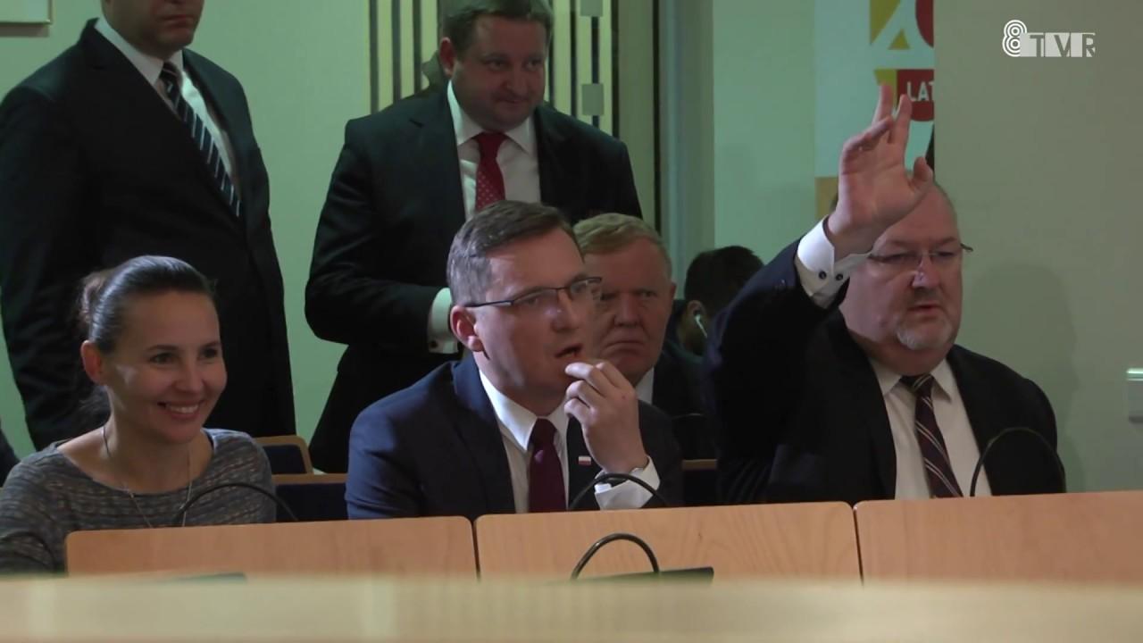 I sesja Sejmiku Województwa Łódzkiego