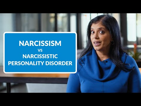 Narcissism vs Narcissistic Personality Disorder: How to Spot the Differences