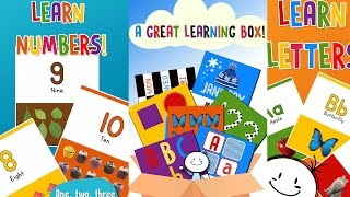 Kids Learning Box Preschool,  Preschool and Kindergarten Kids Games For Children