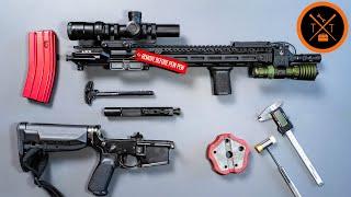 10 Mistakes to Avoid when Building an AR 15...