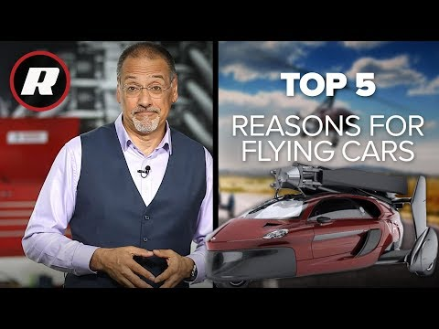 On Cars - Top 5 Reasons Why Flying Cars Will Be A Good Thing